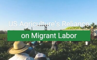 US Agriculture's Reliance on Migrant Labor